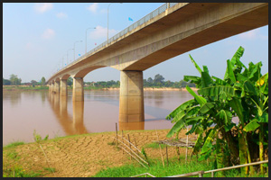 Thai Lao Friendship Bridge